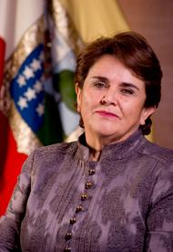 Angélica Aguilar, Directora DAE
