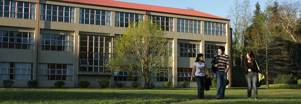 Campus Isla Teja, Valdivia