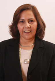 María Cristina Barriga Ramírez, Jefe de Departamento