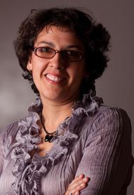 Mónica Alacid, Representante Of. Santiago