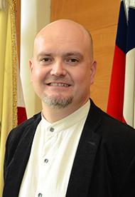 Rodrigo Browne S., Director de Estudios de Postgrado