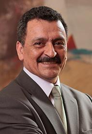 Dr. Oscar Galindo, Rector
