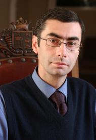 Luis Sánchez, Director de Relaciones Públicas