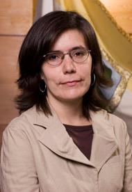 Leonor Adán, Directora de Vinculación con el Medio