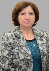 Marta Riveros Pérez, Jefa de Departamento Presupuesto