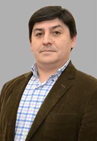 Juan Carlos Navarro Pichintini, Jefe Depto. Contabilidad