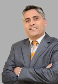 Luis Alberto Barrera Montero, Administrador Fondo Solidario de Crédito Universitario