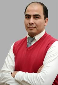 Alejandro Flores Huenuqueo. Jefe  Depto. Cobranza y Control de Matrícula