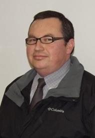 Wilson Aravena, Director de la Unidad de Infraestructura y Desarrollo Físico
