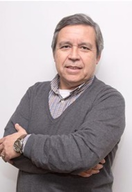 Dr. Rogelio Moreno M., Académico de la Facultad de Ciencias de la Ingeniería.
