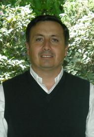 Dr. Guillermo Trincado, Fac. de Ciencias Forestales y Rec. Naturales.