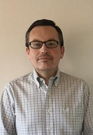 Wilson Aravena, Director de la Dirección de Infraestructura y Desarrollo Físico