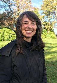 Prof. Carolina Ihle, Facultad de Arquitectura y Artes.