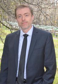 Dr. Germán Rehren, Director Departamento de Desarrollo e Innovación