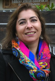 Carola Otth Lagunas, Prorrectora