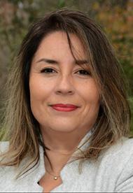 Dra. Virginia Vásquez Fierro, Directora DAE.