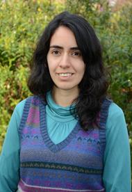 Natalia Sasso, periodista Relaciones Internacionales