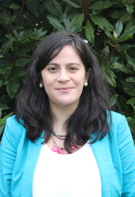 Camila Montesinos, coordinadora American Corner UACh