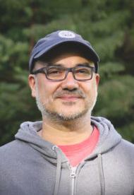 Dr. Horacio Samaniego, Fac Ciencias Forestales y Recursos Naturales