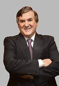 Dr. Oscar Balocchi L., Vicerrector Académico