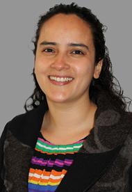Dra. Javiera Bahamonde, Fac. de Ciencias Veterinarias.
