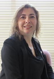 Dra. Carola Otth Lagunas, Prorrectora