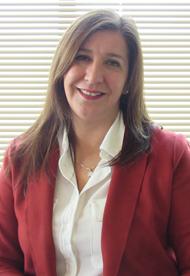 Mariela González Mimica, Jefa del Departamento de Vinculación, Acceso y Permanencia Estudiantil y Coordinadora Institucional del PACE