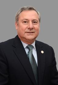 Dr. Rubén Pulido F., Académico. Facultad de Ciencias Veterinarias.