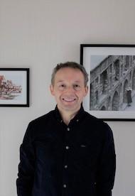 Dr. Sergio Leiva Poveda, Director de la Unidad de Relaciones Internacionales