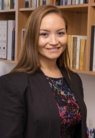 Dra. Patricia Toledo Zúñiga, Directora de la Unidad de Relaciones Nacionales y Regionales