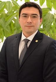 Dr. Felipe Zúñiga Pérez, Vicerrector de Gestión Económica y Administrativa